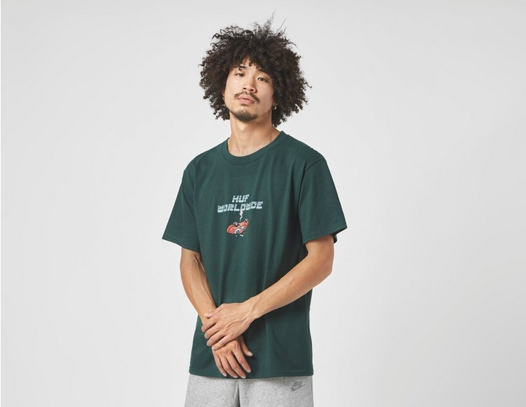 Huf Game Over Short Sleeve T-Shirt