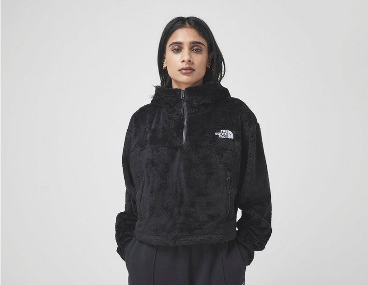 The North Face Osito Quarter Zip Hoodie Women's