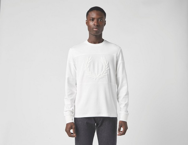 Fred Perry Towelling Logo Top
