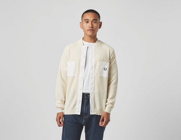 Fred Perry Woven Pocket Shirt