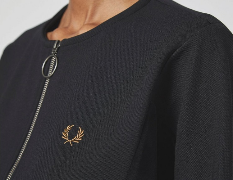 Fred Perry Velour Panel Track Jacket