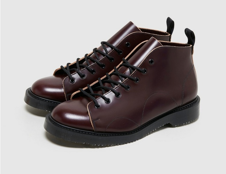 Fred Perry George Cox Leather Monkey Boot