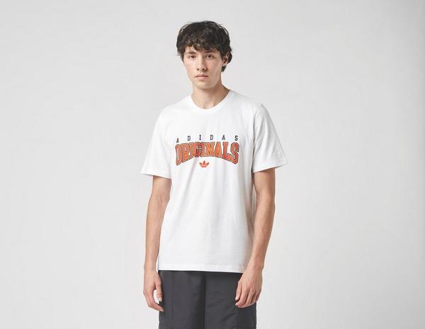 adidas Col Script T-Shirt