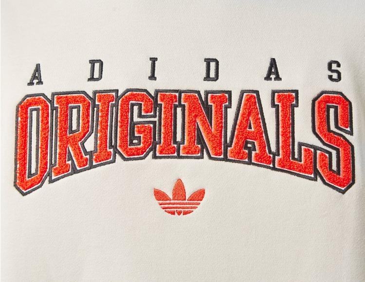 adidas Originals Script Crew Sweatshirt
