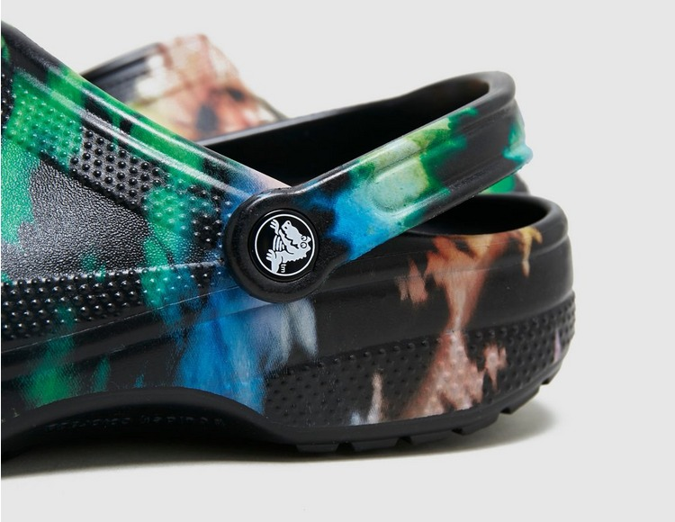 Crocs Classic Tie-Dye Clog