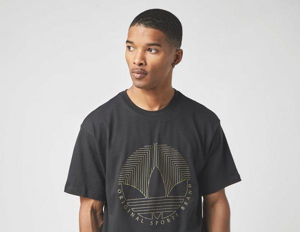 adidas Originals Deco Trefoil T-Shirt
