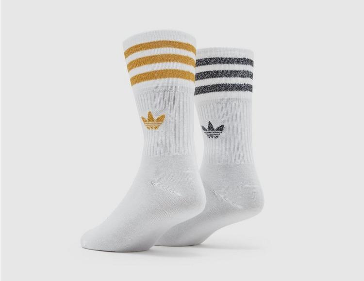 adidas Tref Glitter Sock