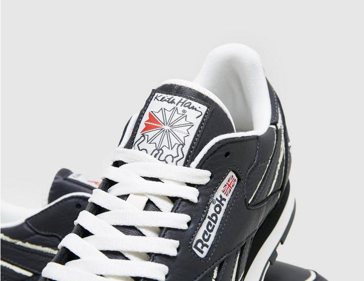 Reebok x Keith Haring Classic Leather