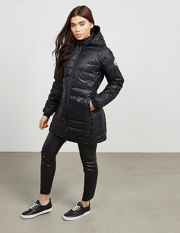 b62ac8877f2d Canada Goose Camp Hooded Padded Jacket