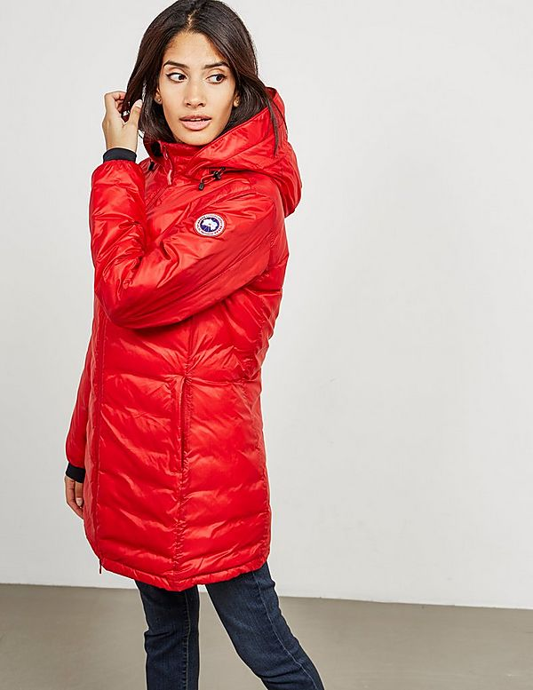 2d5adc41856 Canada Goose Camp Hooded Padded Jacket | Tessuti