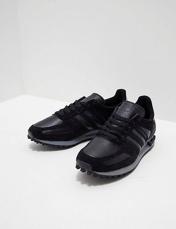 san francisco 0440c 31bc8 adidas Originals LA Trainer Leather