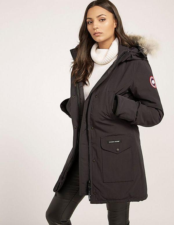 70a9761a7d7 Canada Goose Trillium Padded Parka Jacket | Tessuti