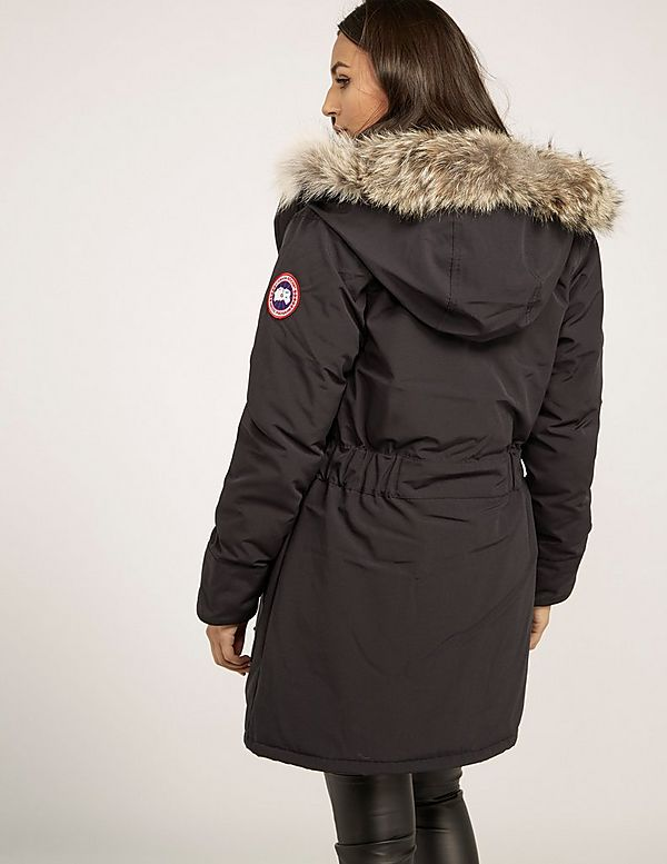 48ede464f2b Canada Goose Trillium Padded Parka Jacket | Tessuti