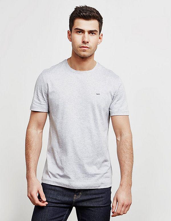92e0e683 Michael Kors Sleek Crew Short Sleeve T-Shirt   Tessuti