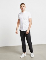 Emporio Armani Basic Poplin Short Sleeve Shirt