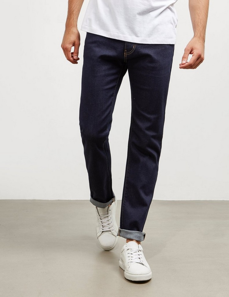 Emporio Armani J45 Regular Tapered Jeans