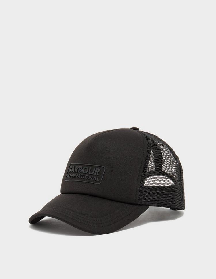 Barbour International Heli Trucker Cap
