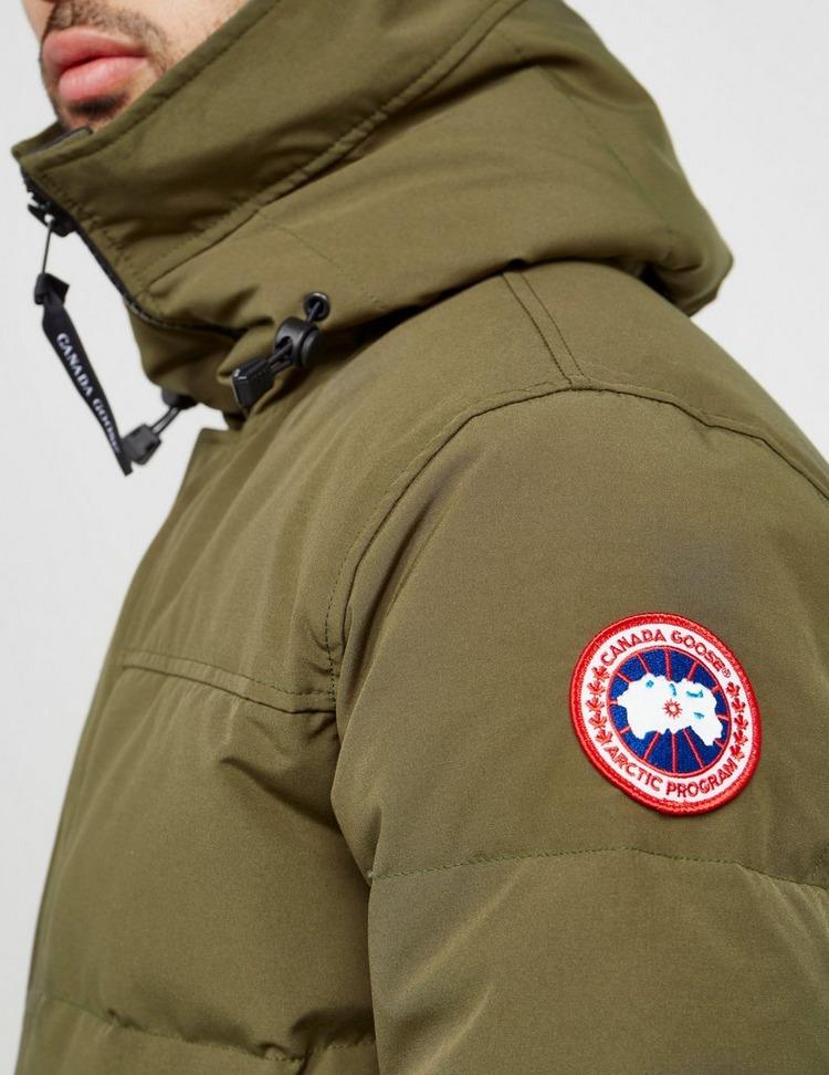 Canada Goose Macmillan Padded Parka Jacket