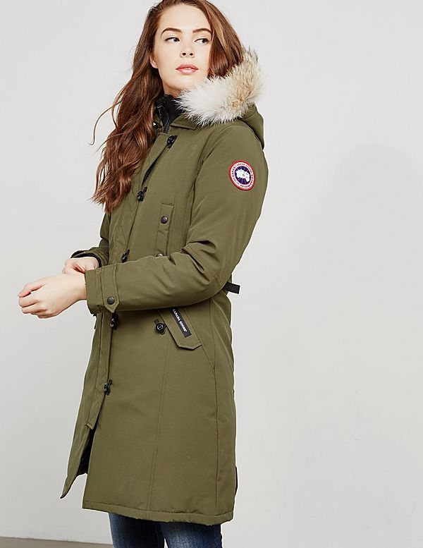 ba2738c15d55 Canada Goose Kensington Padded Parka Jacket