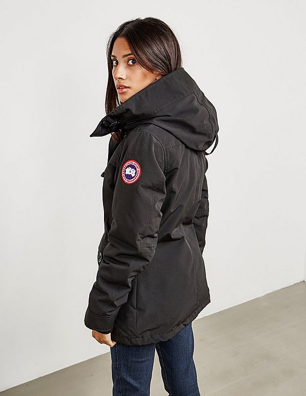 8b674745025 Canada Goose Rideau Padded Parka Jacket   Tessuti