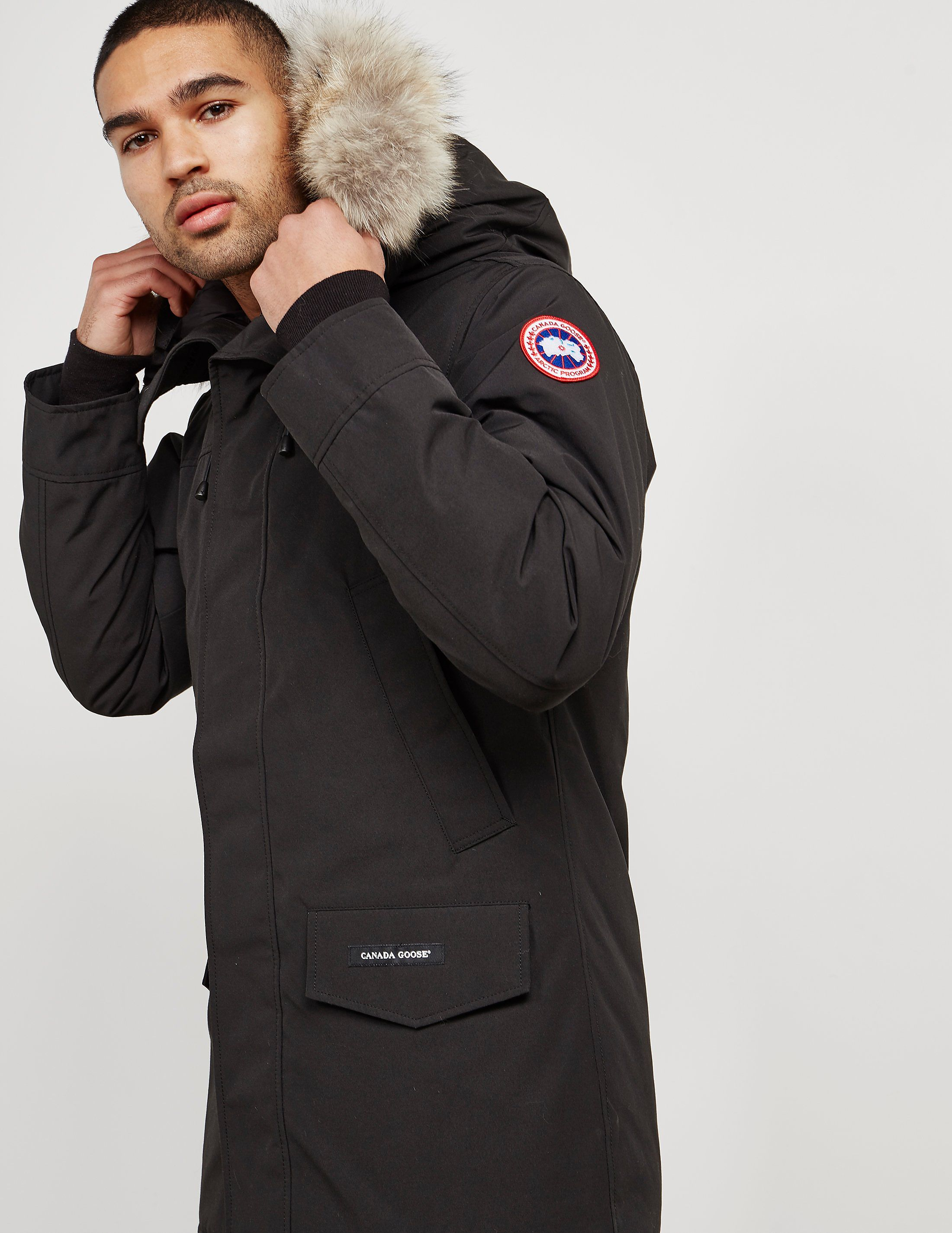 best website 9a746 d3599 Canada Goose Langford Padded Parka Jacket | Tessuti