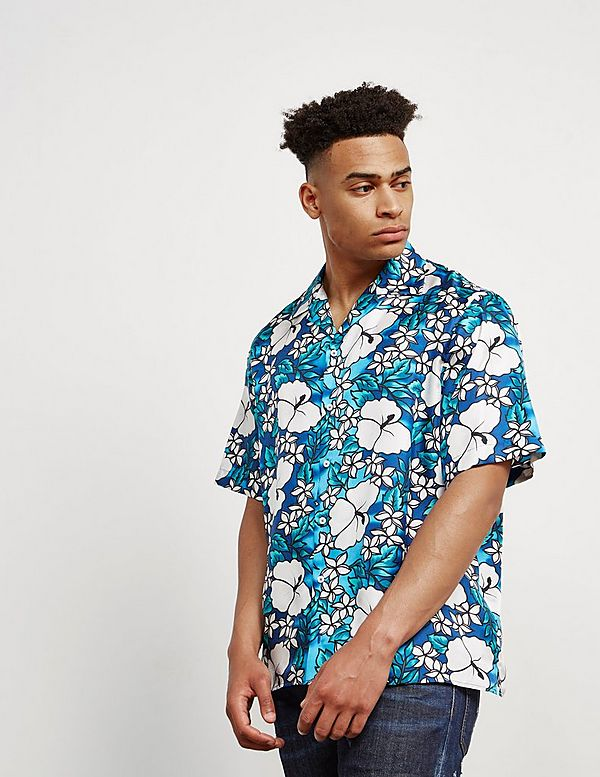 a180f0bc Dsquared2 Hawaii Short Sleeve Shirt - Online Exclusive | Tessuti