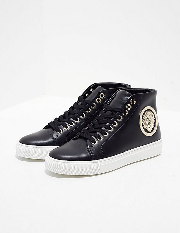 68aebfb7c34 Versus Versace Lion High Top Trainers