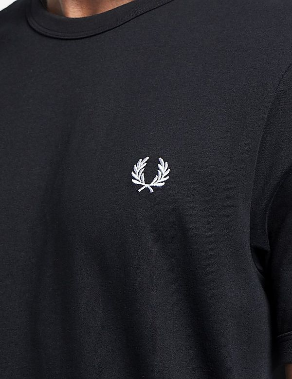 Fred Perry Core Tonal Ringer Short Sleeve T-Shirt