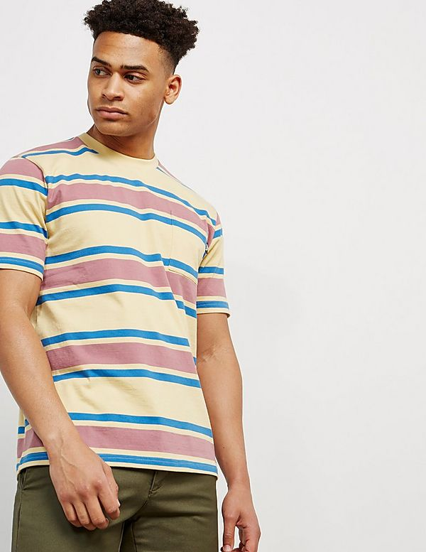 782281a55 Stussy Stripe Short Sleeve T-Shirt - Online Exclusiv