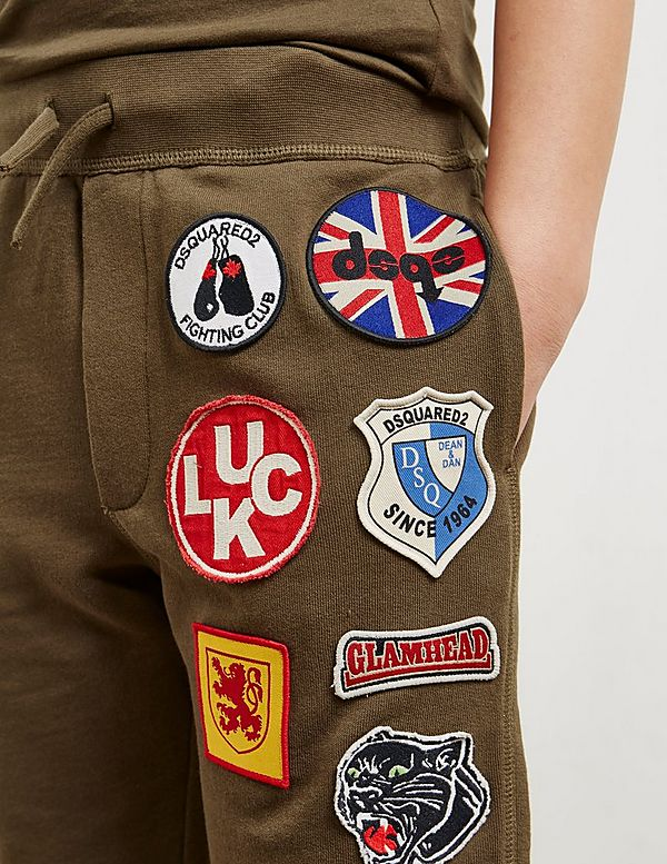 Dsquared2 Patch Shorts - Online Exclusive