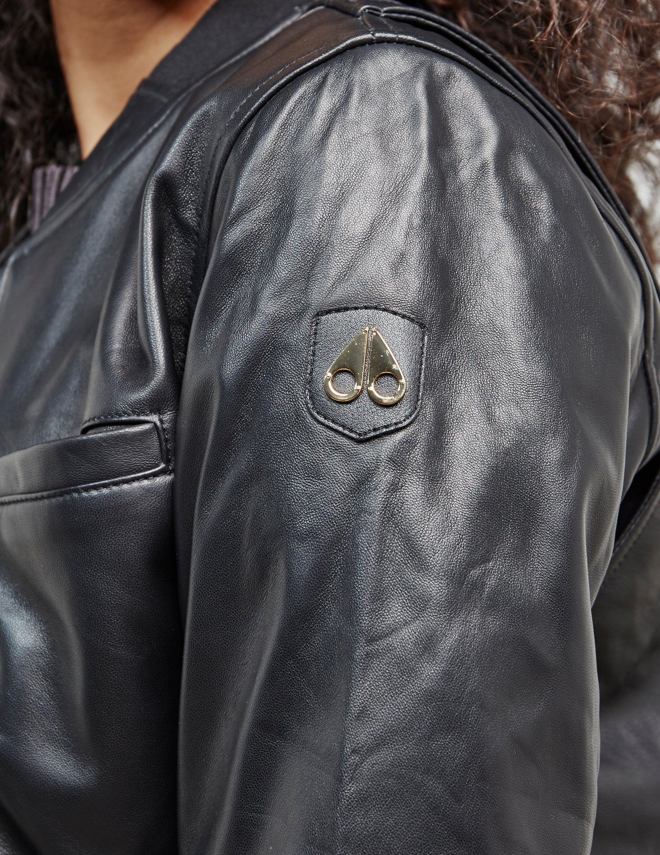 Moose Knuckles Grasslands Bomber Jacket - Online Exclusive