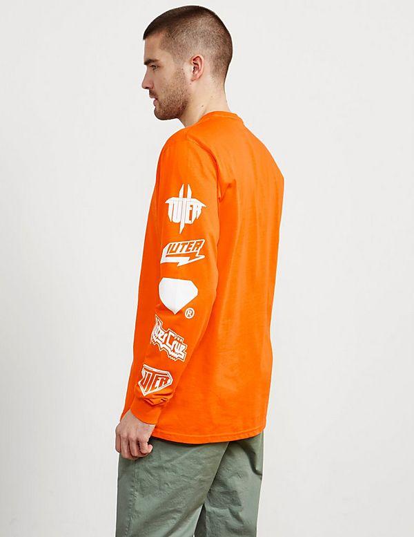 IUTER Multi Logo Long Sleeve T-Shirt - Exclusive