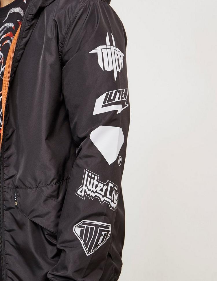 IUTER Multi Logo Jacket