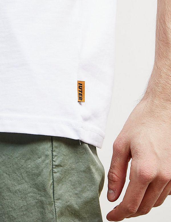 IUTER Nepal Tiger Print Short Sleeve T-Shirt - Exclusive