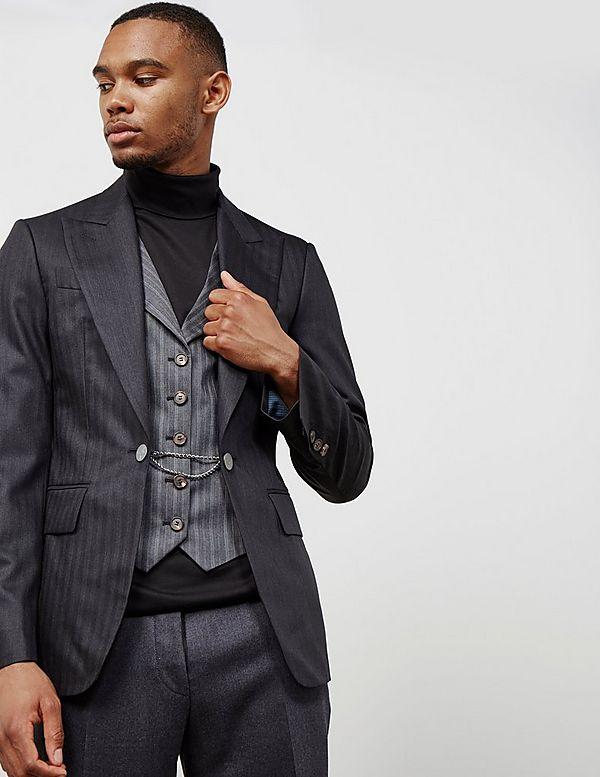 e17d54d95640 Vivienne Westwood 2-in-1 Waistcoat Jacket - Online Exclusive | Tessuti