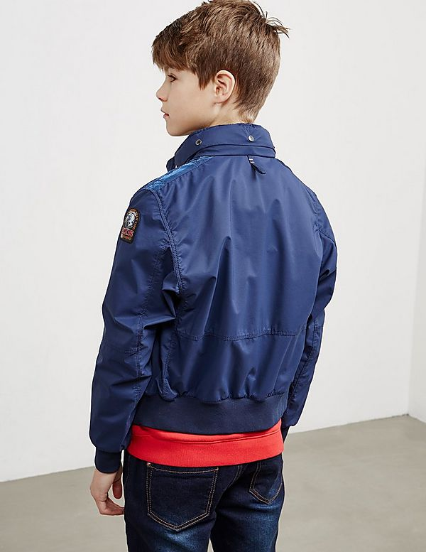 Parajumpers Tim Hooded Bomber Jacket