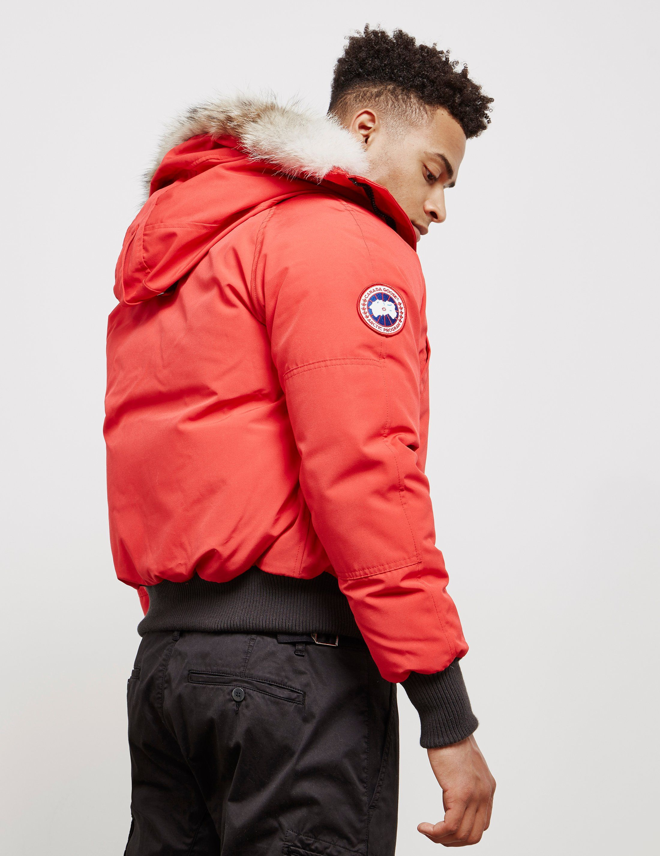 Canada Goose Chilliwack Padded Bomber Jacket - Online Exclusive