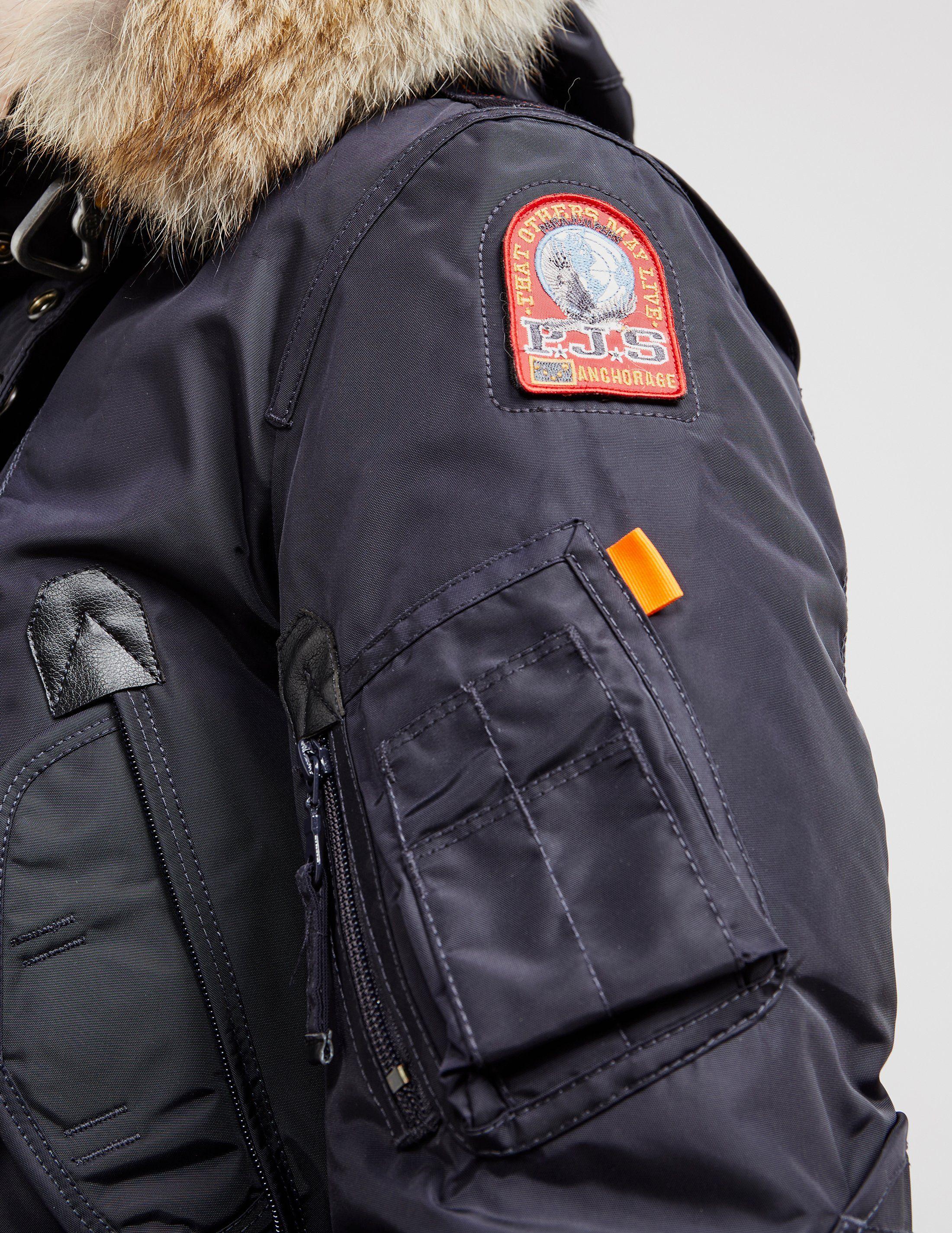 Parajumpers Rhand Padded Parka Jacket