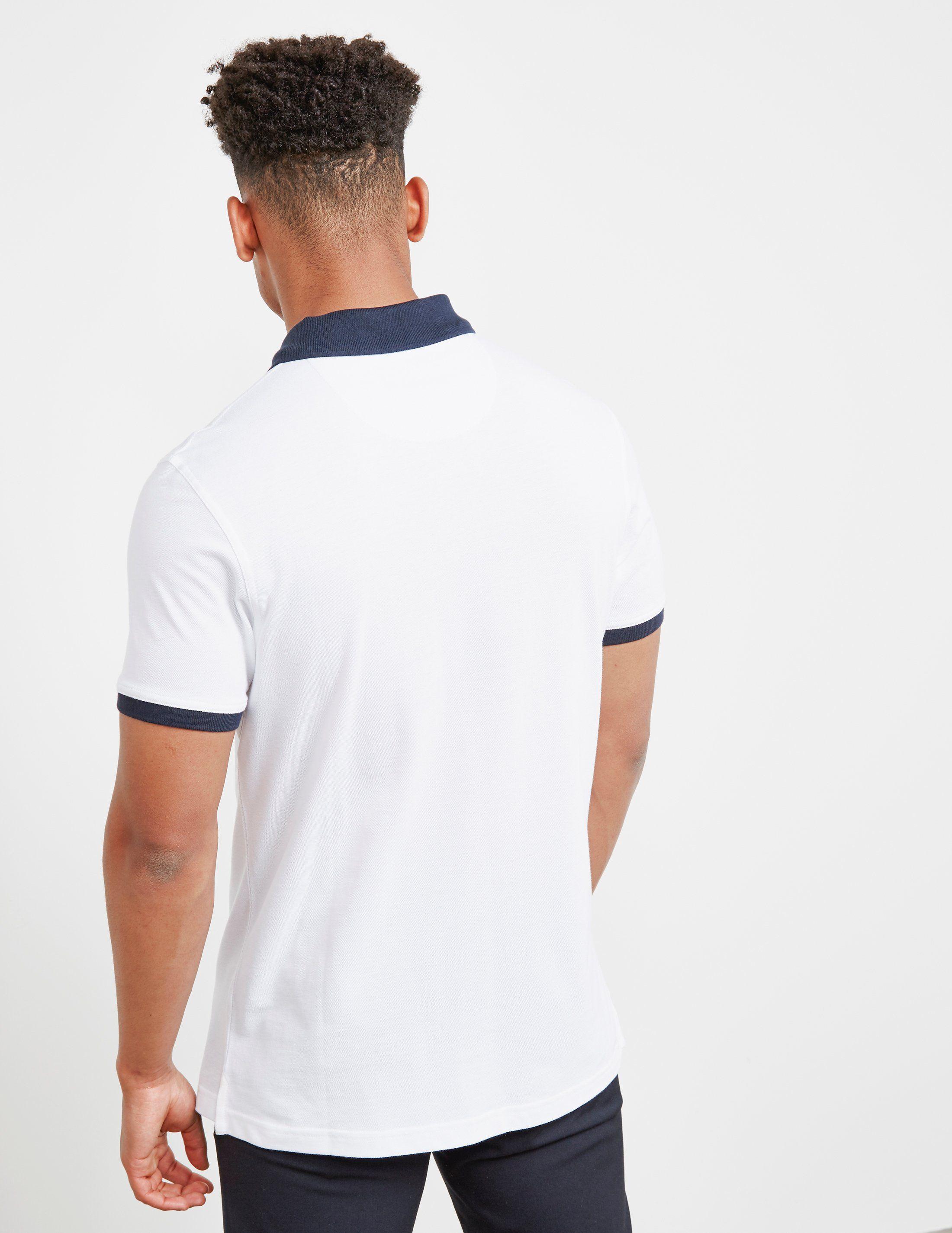 Barbour Naut Lynton Short Sleeve Polo Shirt