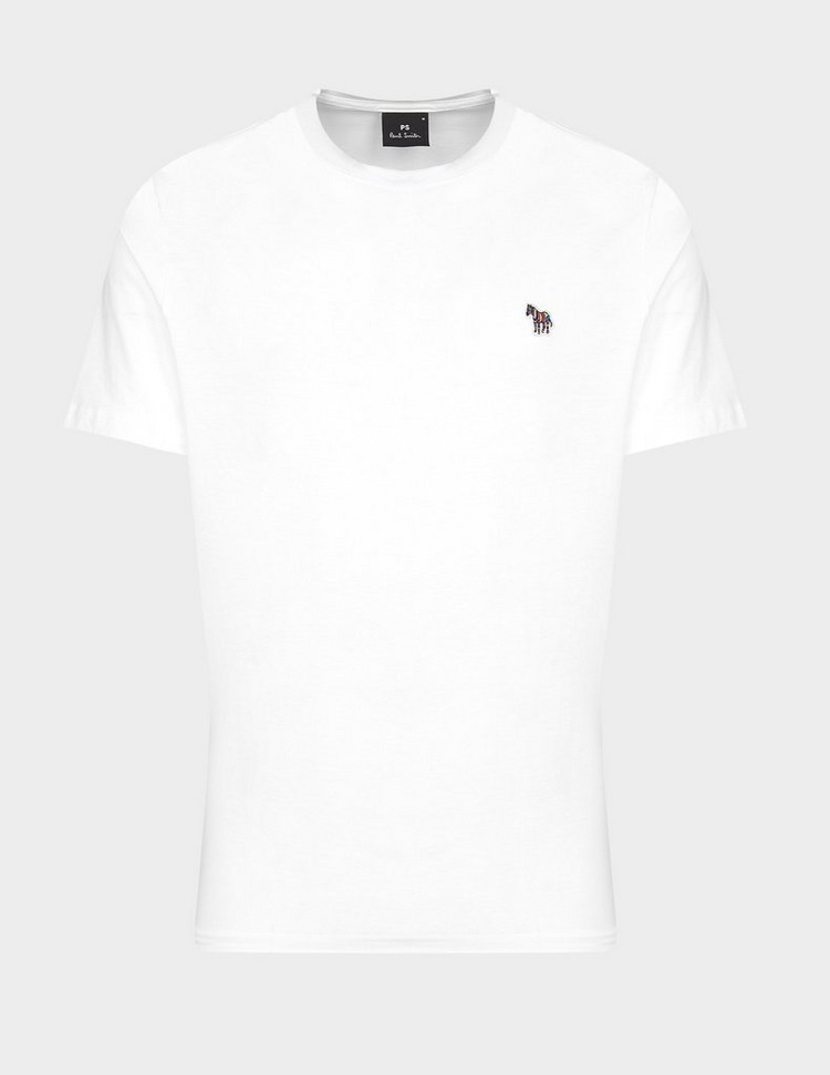 PS Paul Smith Basic Zebra Short Sleeve T-Shirt