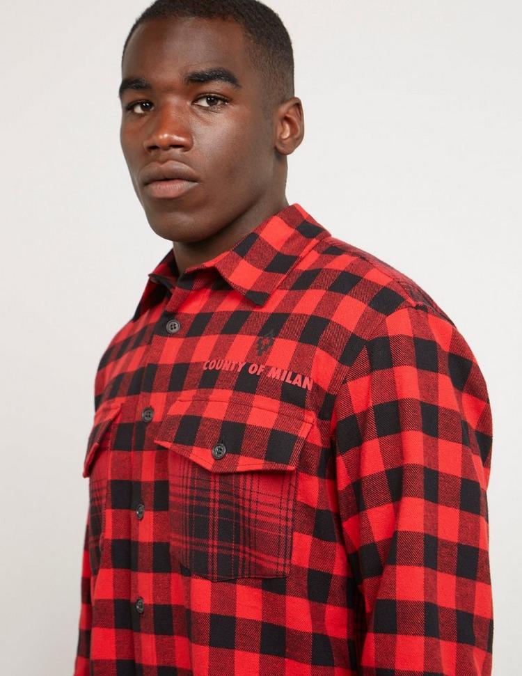 Marcelo Burlon Dogo Long Sleeve Shirt - Online Exclusive
