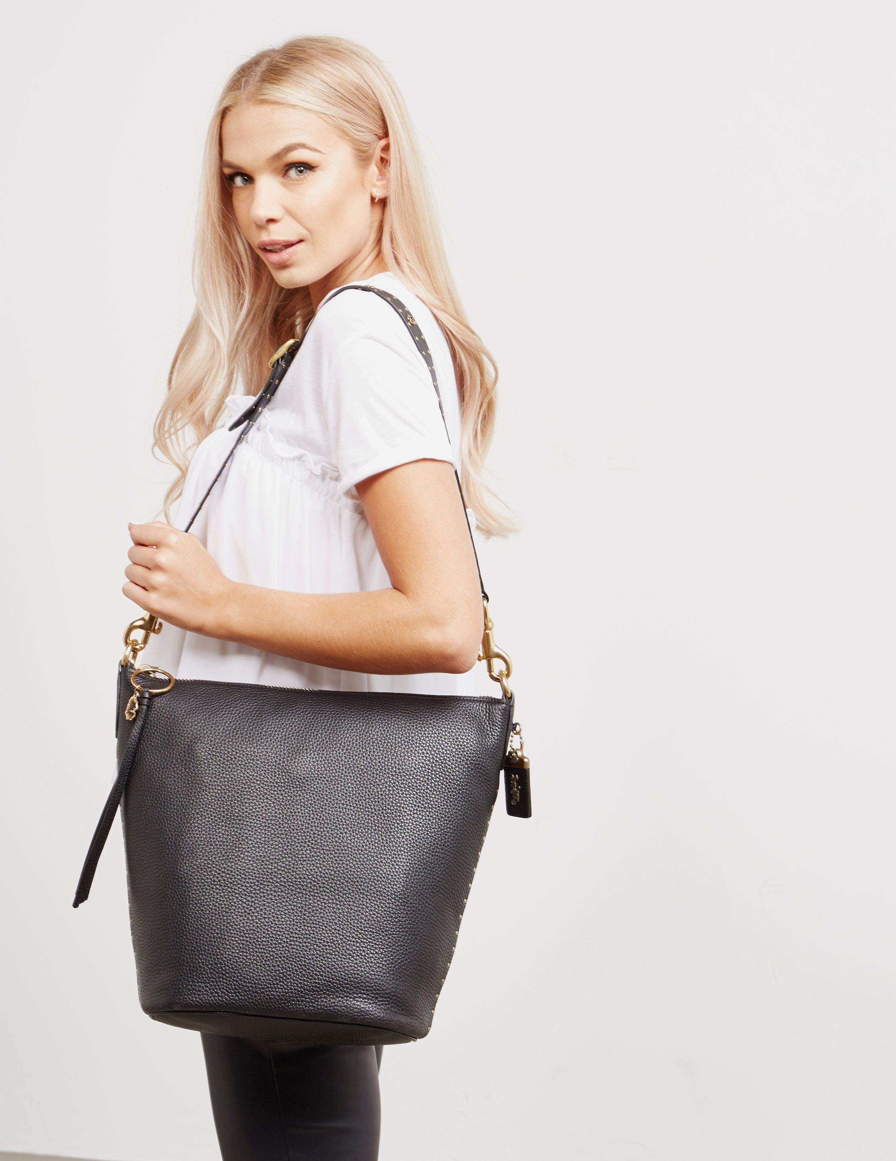 COACH Border Tote Bag - Online Exclusive
