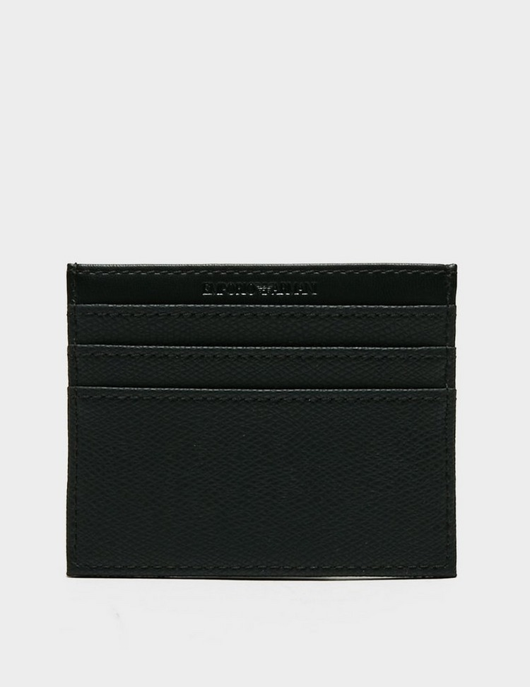 Emporio Armani Metallic Card Holder