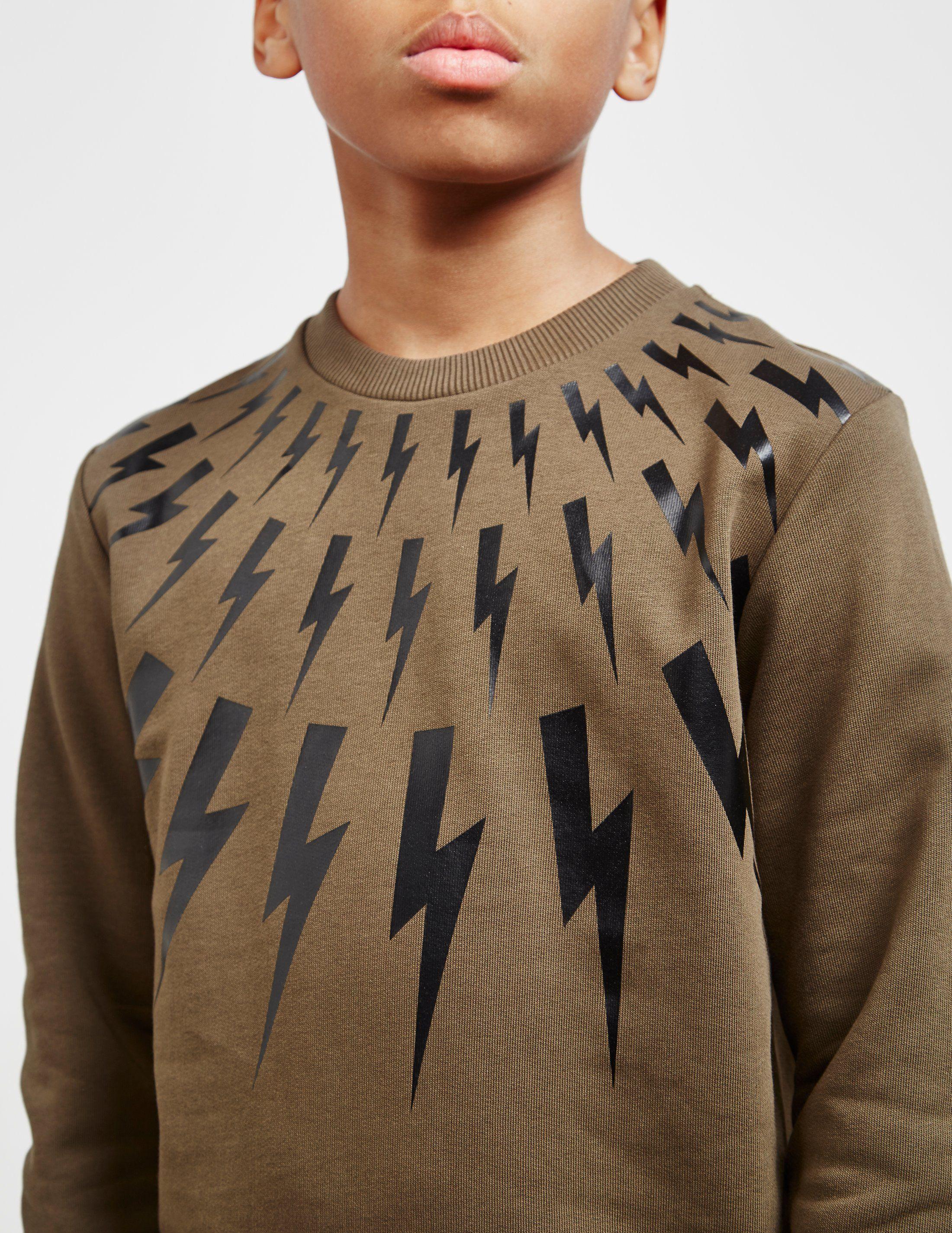 Neil Barrett Bolt Sweatshirt - Online Exclusive
