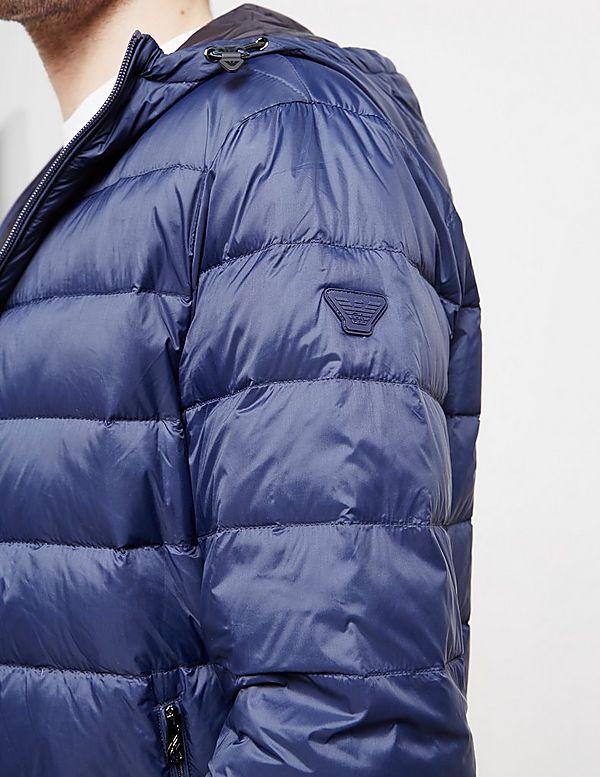 Emporio Armani Reverse Padded Jacket