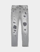 True Religion Rocco Biker Skinny Jeans