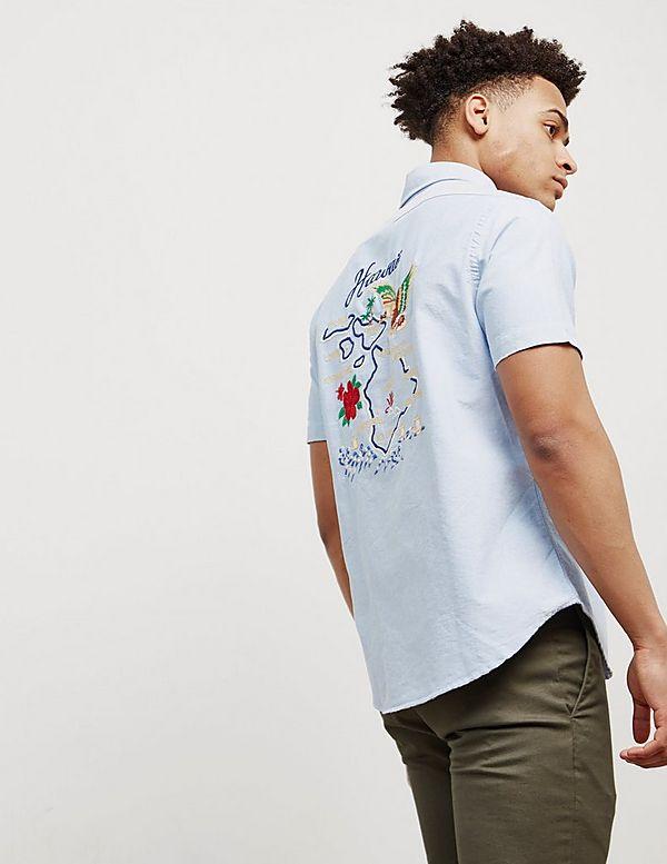 Oxford Sleeve ShirtTessuti Ralph Lauren Short Polo T Hawaii POXZuki