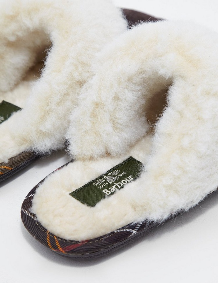 Barbour International Lydia Mule Slippers
