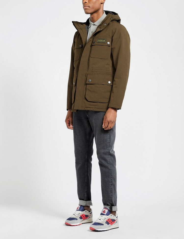 Barbour International Endo Waterproof Jacket