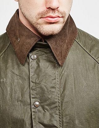 Barbour x Engineered Garments Graham Waxed Blouson Jacket